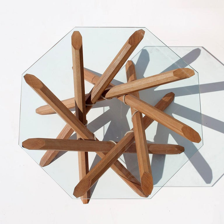 Octavo Coffee Table by Apulia Design In New Condition For Sale In Milan, IT