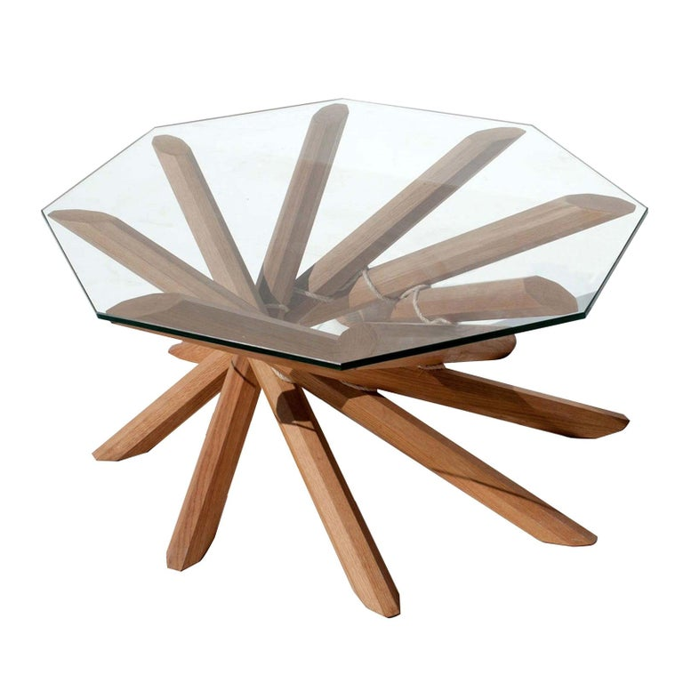 Octavo Coffee Table by Apulia Design For Sale