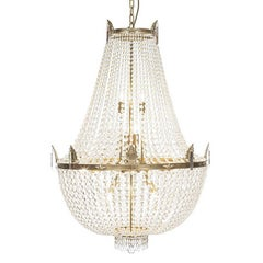 Octopuss Crystal Chandelier Large