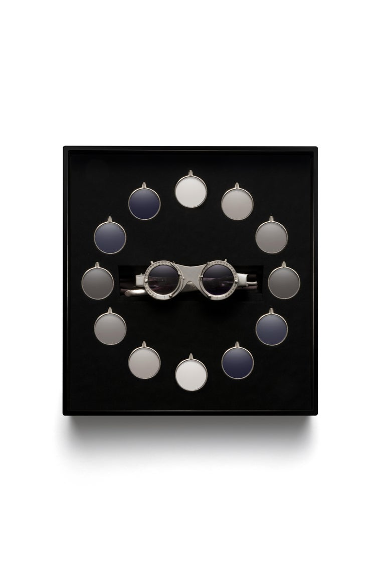 Oculist Witness by Hiroshi Sugimoto - Artist edition Eyeglasses  In New Condition For Sale In New York, NY