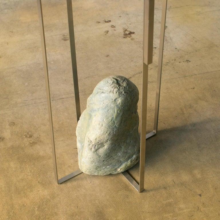 Hong Kong Odd Balance 01 Sculptural Vase Batten and Kamp Minimalist For Sale