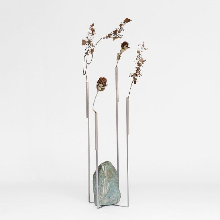 Odd Balance 01 Sculptural Vase Batten and Kamp Minimalist In New Condition For Sale In Shibuya-ku, Tokyo