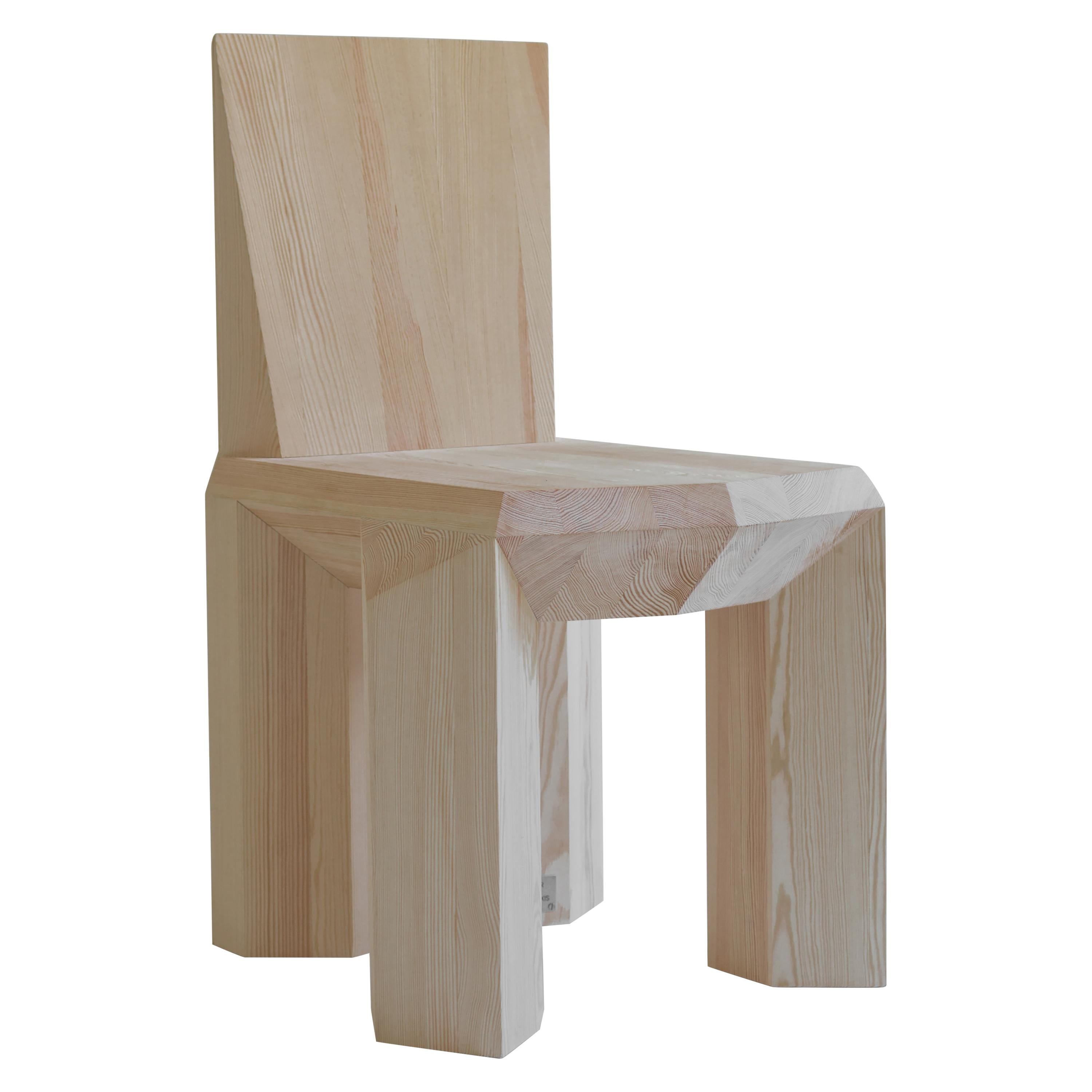 Ode Chair by Sizar Alexis