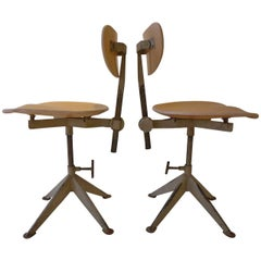 Odelberg Olsen Work Chairs