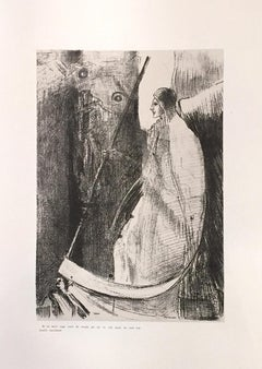 Apocalypse de Saint Jean - Complete Suite of Lithographs by O. Redon - 1899