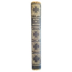Oeuvres Completes de Moliere by Poquelin, 1845