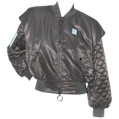 Off-White Bomber Jacket by Virgil Abloh 2013 Collection