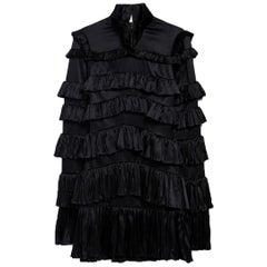 Off-White c/o Virgil Abloh Tiered Ruffled Mini Dress