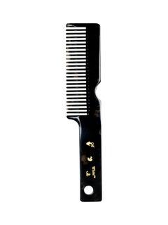 Off-White Meteor Hair Comb Dark Havana Gold
