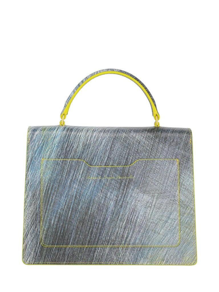 Women's Off-White Woman Shoulder bag  Black Leather For Sale