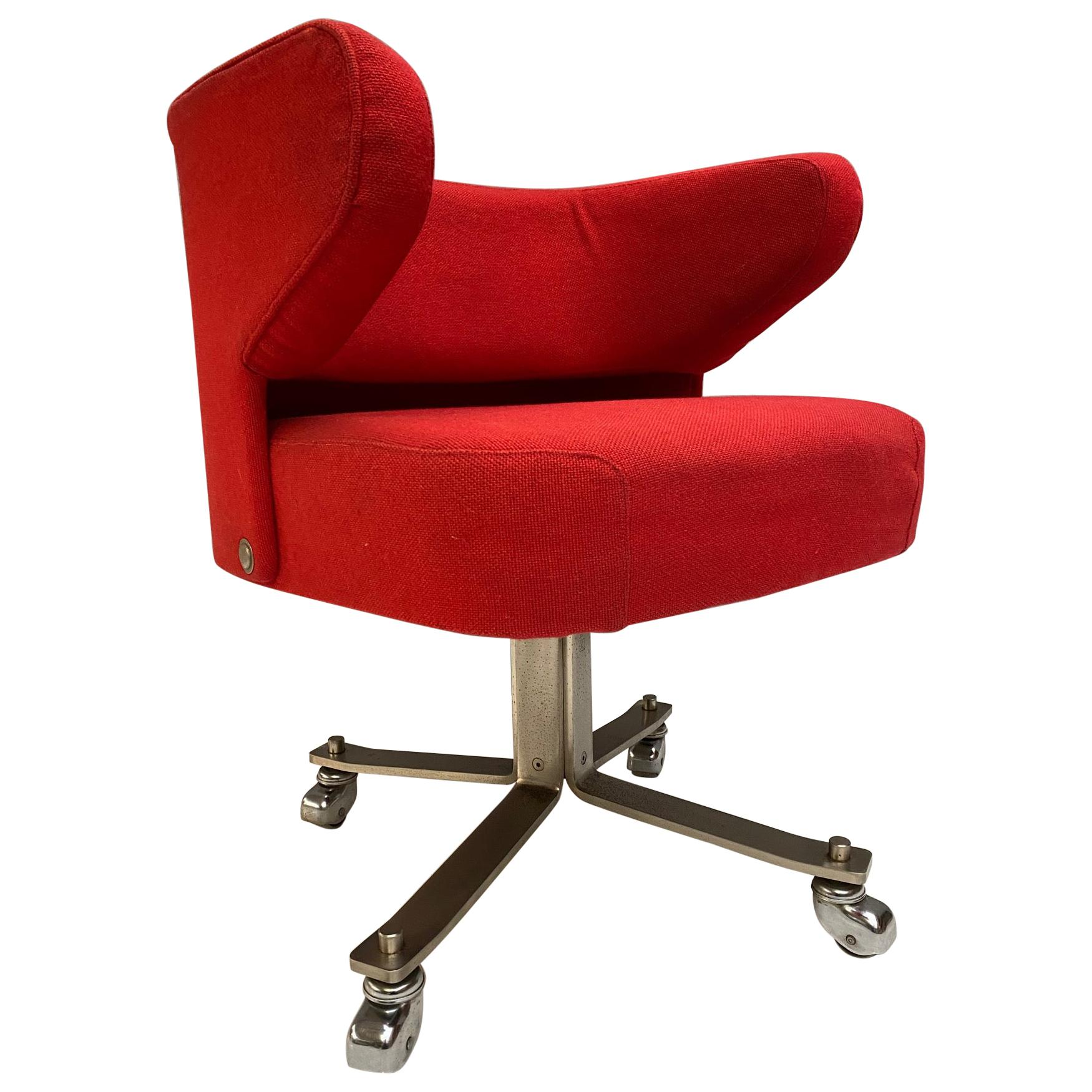 Office Chair by Gianni Moscatelli for Formanova, 1970s, 2 Available