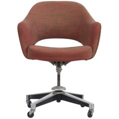 Office Chair Conference, Design by Eero Saarinen, Manufactured by Knoll Interna