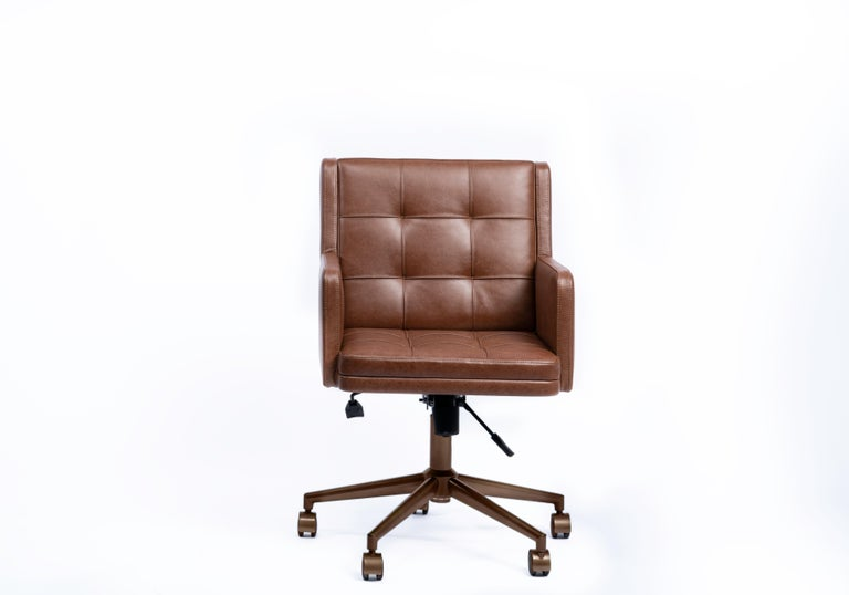 Office Chair, International Style Wooden Office Chair For Sale 3