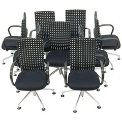 Office Chair Vitra, Swivel Chair, Model AC1, Designed by the Antonio Citterio