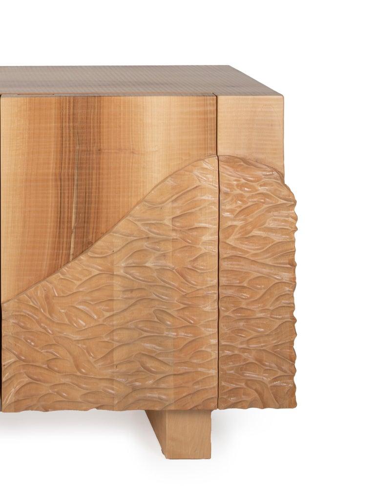 Modern Officina Rivadossi Falegnameria Cabinet Model Madia Delle Colline, Italy For Sale