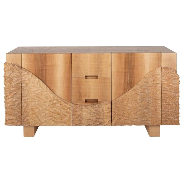 Officina Rivadossi Falegnameria Cabinet Model Madia Delle Colline, Italy For Sale