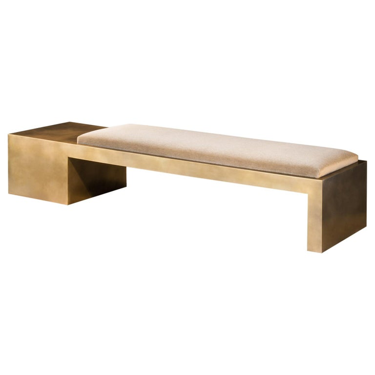Videre Licet Offset Cube bench, new