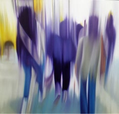 "Figurative, Abstract, Contemporary, 21th, ""An-dan-tes"" by Ofill Echeverría"