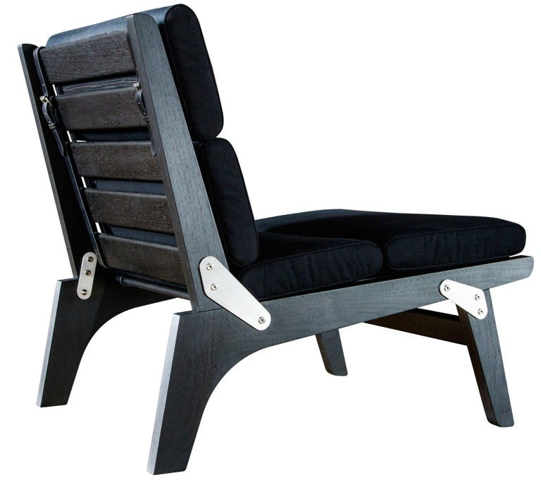 Modern O.F.S. Lounge Chair For Sale