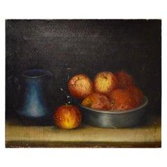 "O.G Ventres ""Still Life"" circa 1890 'Listed Artist'"