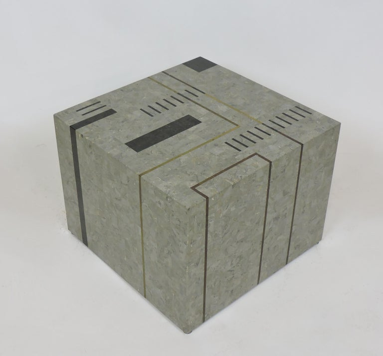 Oggetti Modernist Tessellated Stone