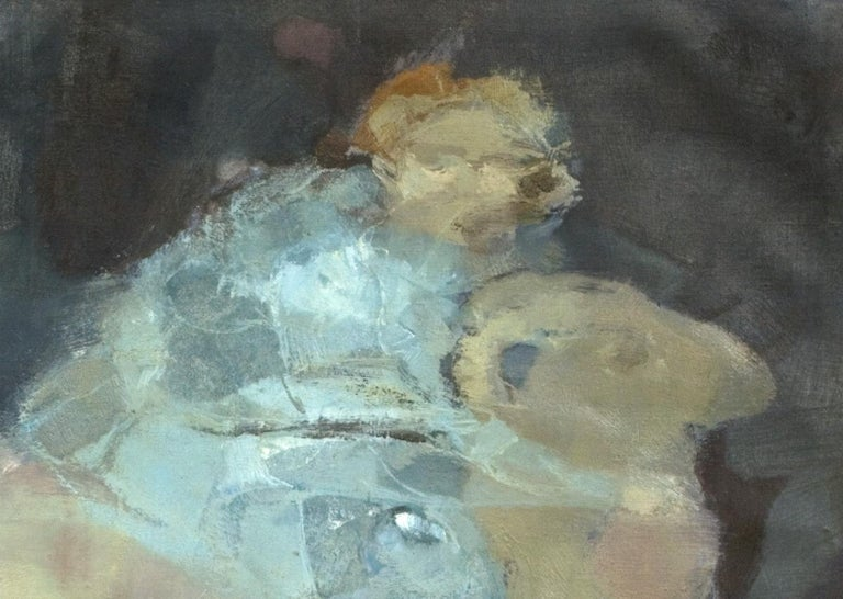 Other Oil on Canvas, Alejandro Gómez MarCo, Signed, 20th Century For Sale