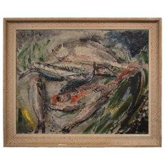 Oil on Canvas by Gen Paul
