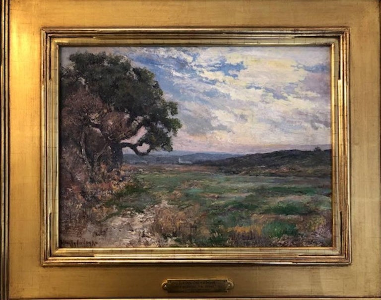 Oil On Canvas By Julian Onderdonk For Sale At 1stdibs