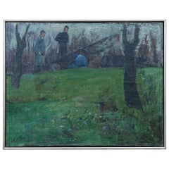 Oil on Canvas by Laura Brun-Pedersen