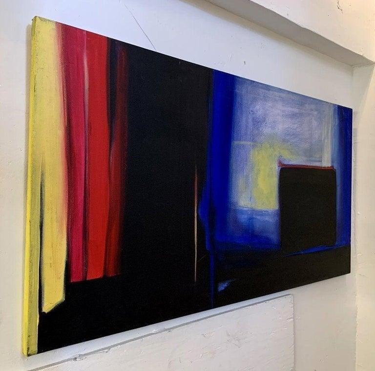 Oil on Canvas by Marlene Burns