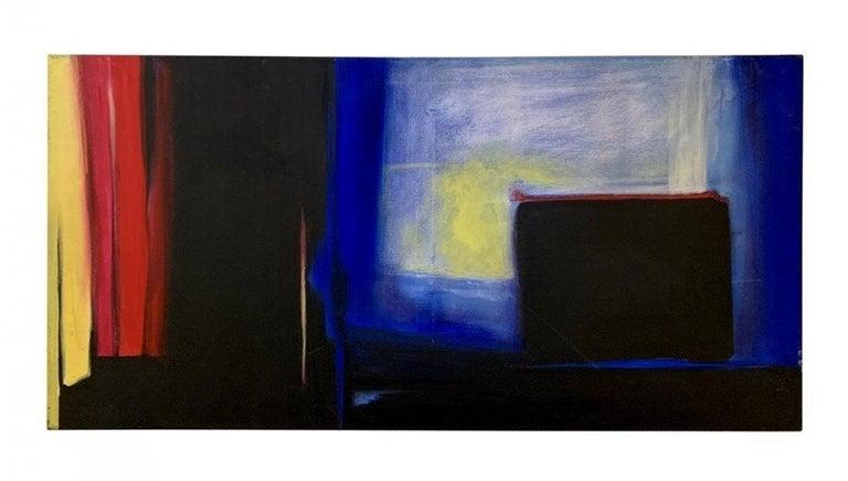 Original oil on canvas by Marlene Burns titled