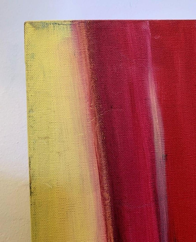 Modern Oil on Canvas by Marlene Burns