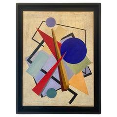 Oil on Canvas by Oscar Troneck