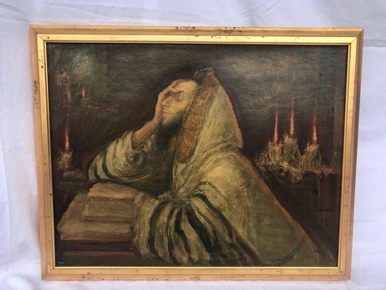 Polish Oil on Canvas