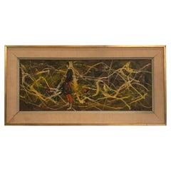 Oil on Canvas Signed Zansky, 'USA'
