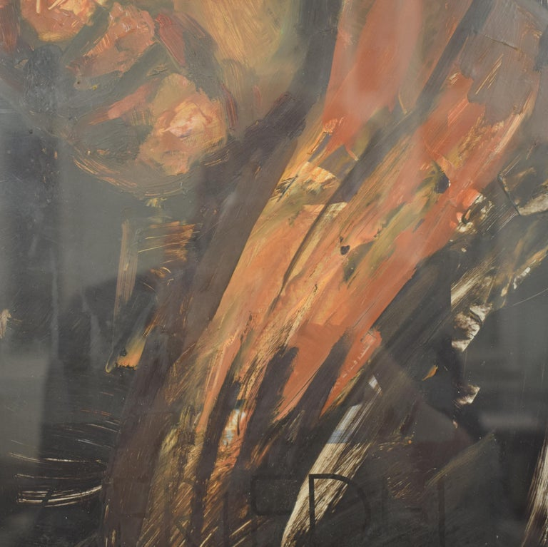 Oiled Oil Painting by Lutz Friedel