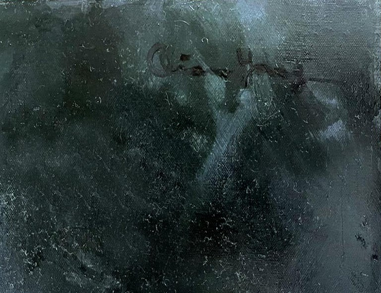 Oil Painting on Canvas by Yang Qian For Sale 6