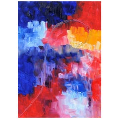 "Oil Painting on Canvas Title ""La Danese"", 2009"
