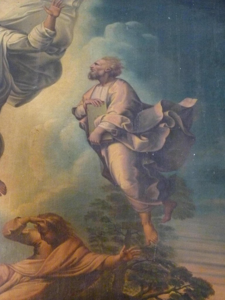 The Transfiguration by Raphael. Oil painting Reproduction. For Sale 2