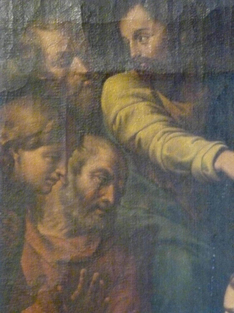 18th Century and Earlier The Transfiguration by Raphael. Oil painting Reproduction. For Sale