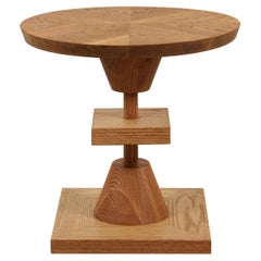 Oiled Oak Morro Table by Lawson-Fenning
