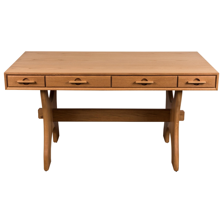 Oiled Oak Ojai Desk by Lawson-Fenning