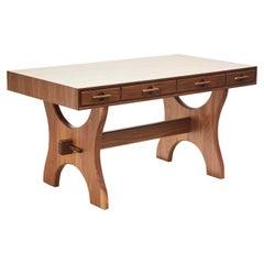 Walnut Ojai Desk by Lawson-Fenning