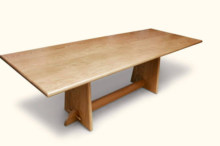 Ojai Dining Table by Lawson-Fenning For Sale 7