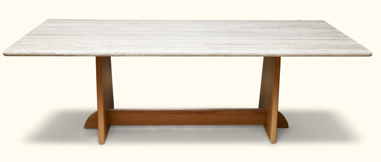 Mid-Century Modern Ojai Dining Table by Lawson-Fenning For Sale