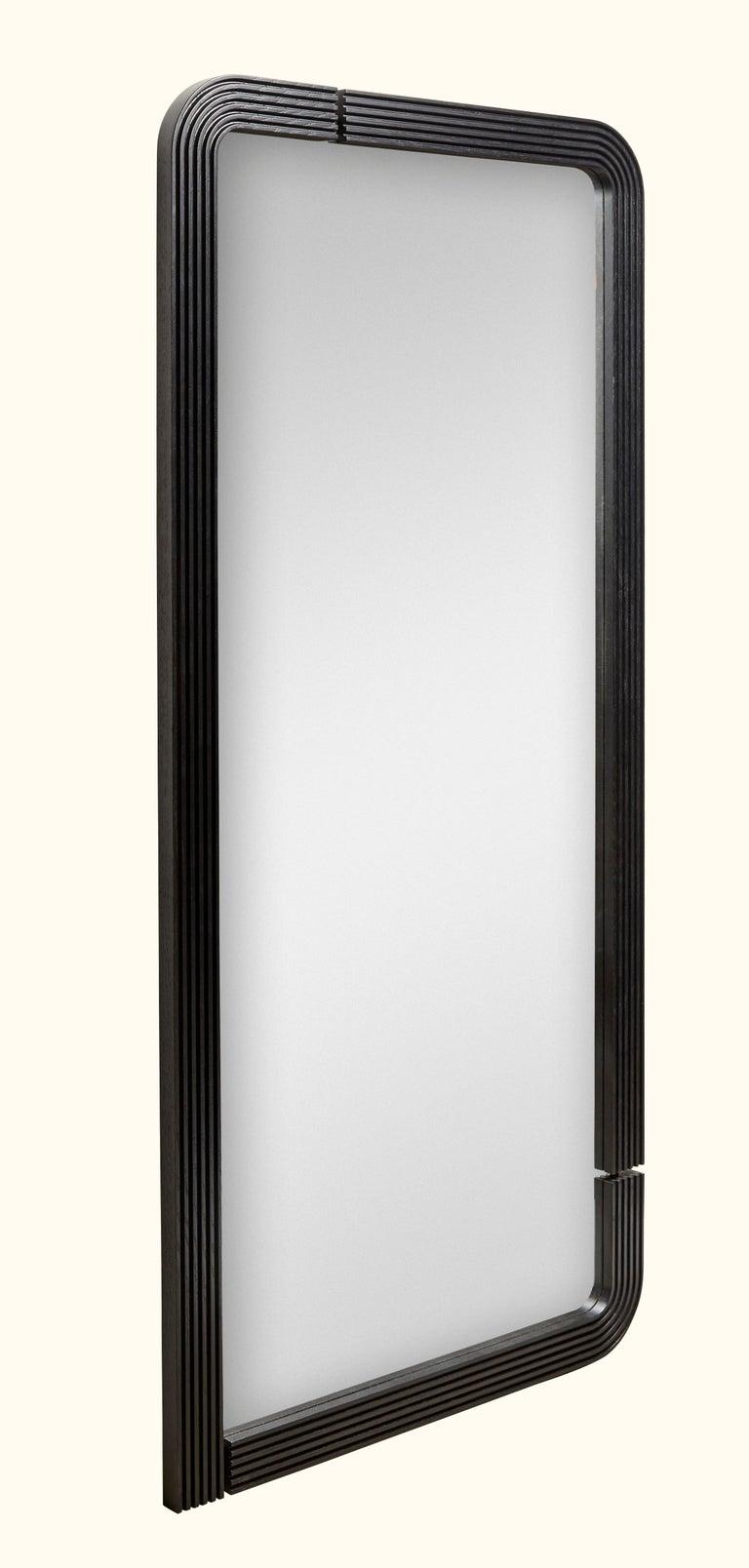 American Ojai Floor Mirror by Lawson-Fenning For Sale