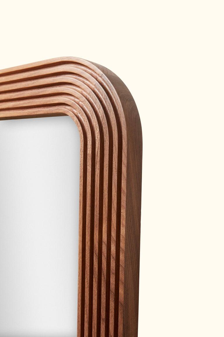 Contemporary Ojai Floor Mirror by Lawson-Fenning For Sale