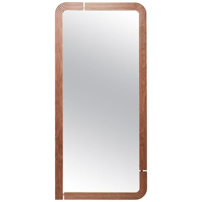 Ojai Floor Mirror by Lawson-Fenning For Sale