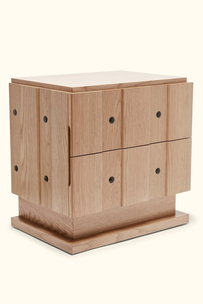 Ojai Nightstand by Lawson-Fenning For Sale 3
