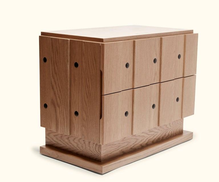 Ojai nightstand by Lawson-Fenning.